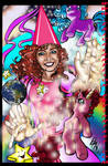 Princess Unicorn Design by ericalannelson