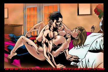 Superman Powergirl 3 by ericalannelson