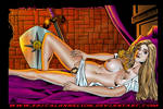 Buffy The Paladin Nude by ericalannelson