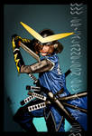 Date Masamune Cosplay Commission by ericalannelson
