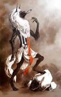 Hound Priest by Aetharius