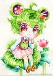 Lawak Kampus froggy by Estheryu