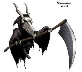 Grim Reaper by Slainmonkey