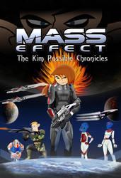 Kim Possible Mass Effect by captainkodak1