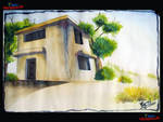 House_watercolor by impeccablez