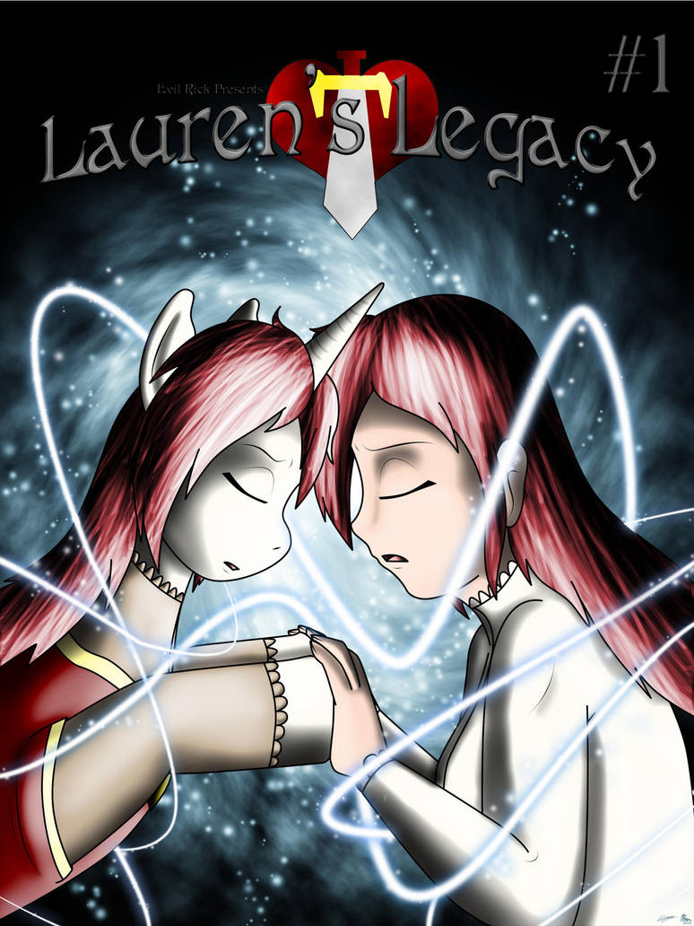MLP_Lauren's Legacy Chapter 1_Cover by Evil-Rick