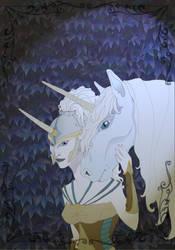 Licorne by Irizius