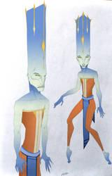 Strange dancing by Irizius