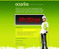 Octarina Website 2007 by RaphaelAleixo