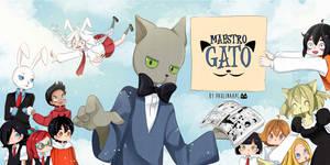 Maestro Gato 2015 by Paulinaapc