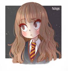 Hermione by Paulinaapc