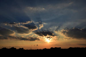 Sunset One. by Novonik