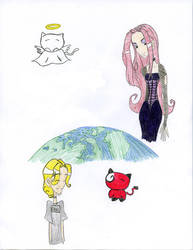 Rini's Birthday Card by BlueGrrl-deLint