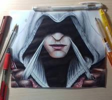 Ezio Auditore [+ video] by ElKhronista