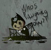 Bendy, creepy by ElKhronista