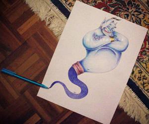 Genie by ElKhronista