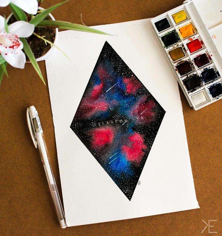Nebula by ElKhronista