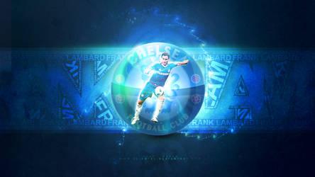 Frank Lampard by AL-BATAL