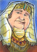 King tut by mainasha
