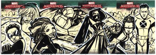 The new x-men by mainasha