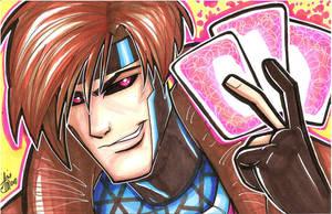 gambit2 by mainasha