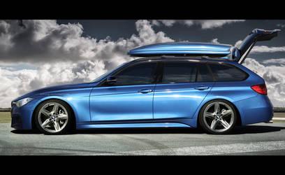 BMW 330d Touring - Anton2 by antongj