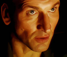 Doctor Pout - Ninth Doctor Edition by LicieOIC