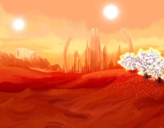 Gallifrey, Our Childhood Home by LicieOIC