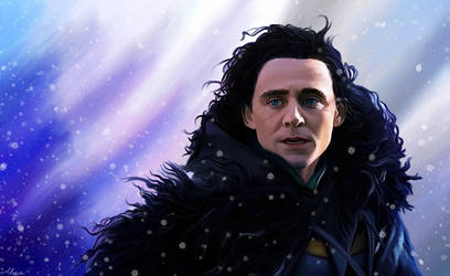 Snow Prince by LicieOIC