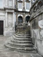 Stairs I by senzostock