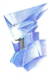 Melan blue by moonngai