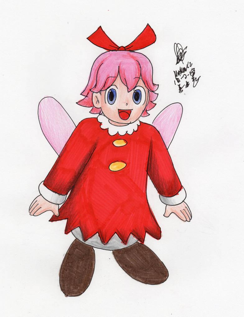 Ribbon (Kirby Star Allies) by MatthewGo707