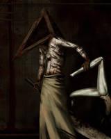 Metal Pyramid Thing by Wogue