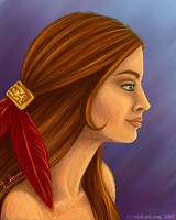 Character Portrait by tlaine