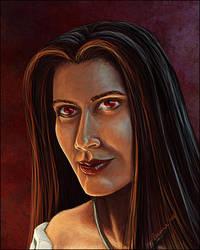 Dark Jedi Princess by tlaine