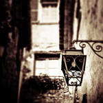 Old Wall Lantern by Phil-Norton