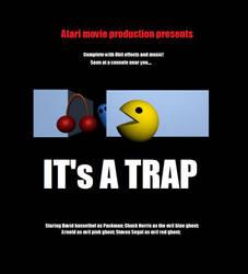 Pacman: IT'S A TRAP by Kaboka