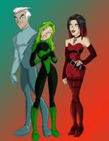 Magneto Kids by Shuggie