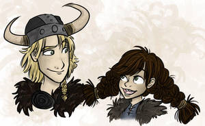 HTTYD: More Haddocks by Shuggie