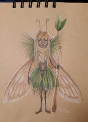 Fairy by Mawg