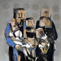 Box head family by barankamiloglu