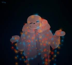 Xmas lights by Luliq