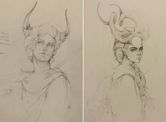 Vonn Sketches 5.23.15 by Tvonn9
