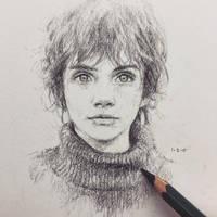 Vonn Sketch 1.2.16 by Tvonn9