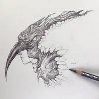 Vonn Sketch 1.27.16 by Tvonn9