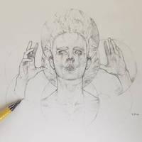 Vonn Sketch 2.26.16 by Tvonn9
