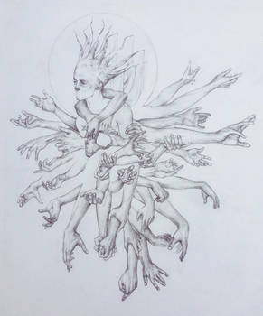 Vonn Sketch - XXK by Tvonn9