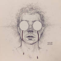 Vonn Sketch 9.29.17 - XXVIII by Tvonn9