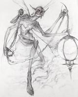 Drawtober 4/31 - Toxic Fairy Dust by Tvonn9