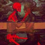 Drawtober - Watery Grave by Tvonn9